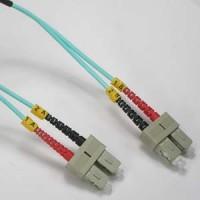 5m SC-SC 10Gb 50/125 LOMMF M/M Duplex Fiber Cable