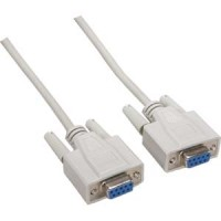 6Ft DB9-F/F Null Modem Cable