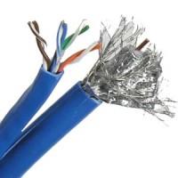 500Ft Cat.5E / RG6 Quad Combo Cable