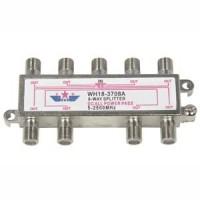 8Way 2.5GHz Satellite Splitter DC Power Pass
