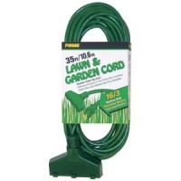 35Ft 16/3 Triple Tap Extension Cord