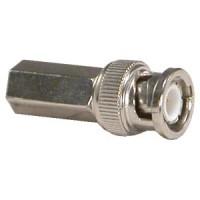 RG59 BNC Male Twist-on Connector