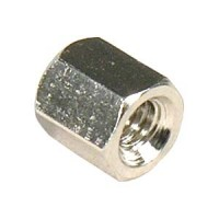 D-Sub Hex Nut 4-40UNC, 100pcs/Bag