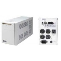 Powercom KIN-1000AP, 1000VA, 4+1 Outlets