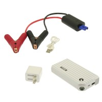 Prime Mini Portable Car Jump-Starter With LED illunimator