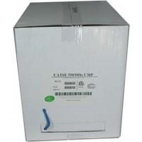 1000Ft Cat.6 Solid Cable Plenum No Spline (CMP) Blue