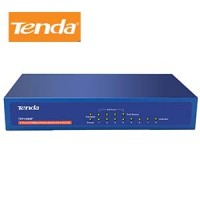 8Port 10/100 Desktop Switch w/4 PoE Ports Tenda TEF1008P