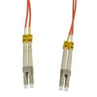 InstallerParts 9m LC-LC Duplex Multimode 62.5/125 Fiber Optic Cable
