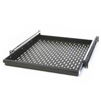 20-inch Rackmount Sliding Shelf Vented Plate
