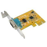 1-port RS-232 PCI Express Low Profile Board