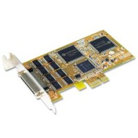 8-port RS-232 PCI Express Low Profile Serial Board
