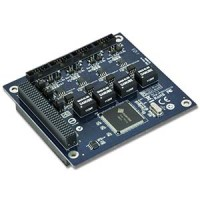 4 Port RS-422 / 485 PCI/104 Low Profile Board w/ Surge & Isolation