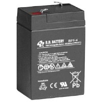6V 5Ah Battery T1 Terminal, BP5-6-T1