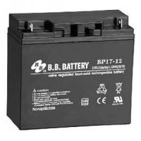 12V 17Ah Battery B1 Terminal, BP17-12-B1
