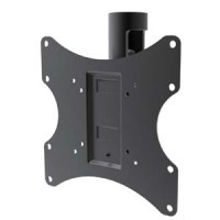 "Flat TV 1.5"" NPT Pipe Ceiling Mount 23~42"", 200x200 -- LCD LED Plasma TV Flat Panel Displays -- Great for Samsung, LG, Vizio …"