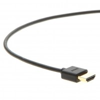 6Ft HDMI M/M Thin Cable High Speed w/Ethernet 36AWG