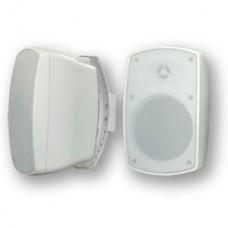 Indoor/Outdoor Wallmount 2-way Speaker White BL520 1 Pair (2pc)