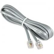 7Ft RJ11 Modular Telephone Cable Reverse