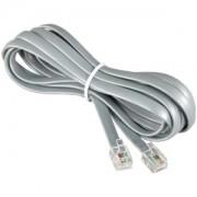 7Ft RJ12 Modular Cable Reverse