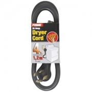 4Ft 10/4 30 Amp 4-Wire Dryer Cord