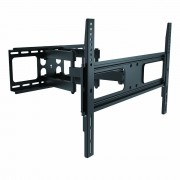 "InstallerParts Flat or Curved TV Mount for 37 ~70"" Fullmotion Max 600x400 VESA2 110lbs LPA36-466"